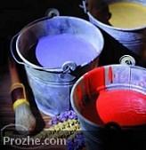تولید رنگ صنعتی